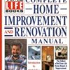 Time-Life Books Complete Home Improvement and Renovation Manual