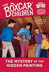 Mystery of the Hidden Painting (The Boxcar Children Mysteries #24), The
