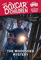 Woodshed Mystery (The Boxcar Children Mysteries #7), The