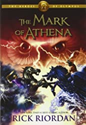 Mark of Athena (Heroes of Olympus, Book 3), The