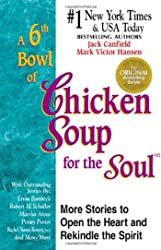 6th Bowl of Chicken Soup for the Soul: More Stories to Open the Heart And Rekindle The Spirit, A