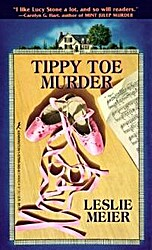 Tippy Toe Murder (Lucy Stone Mysteries, No. 2)