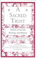 A sacred trust - stories of Jewish heritage & history