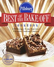Pillsbury Best Of The Bake-off Cookbook - 350 Recipes From America's Favorite Cooking Contest