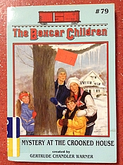 Mystery at the Crooked House (Boxcar Children), The