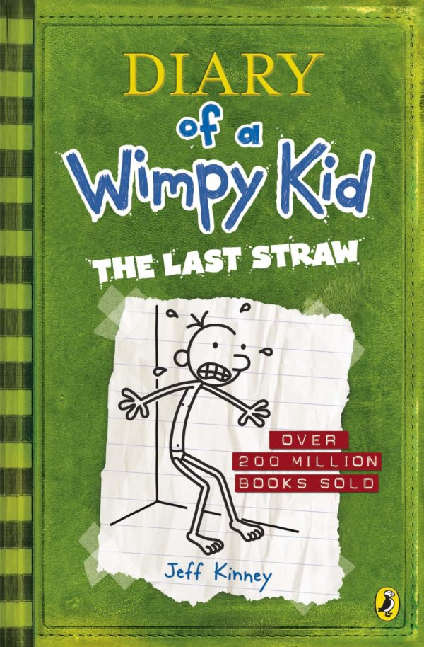 Last Straw (Diary of a Wimpy Kid, Book 3), The