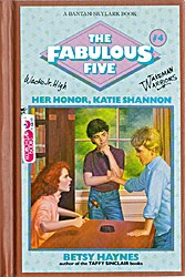Her Honor, Katie Shannon (Fabulous Five, Book 4)