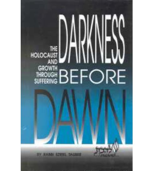 Darkness Before Dawn: The Holocaust and growth through suffering